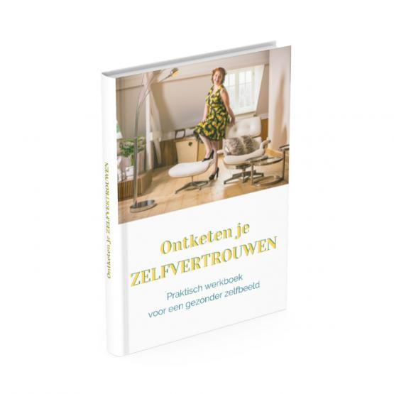 Pure PowerVrouwen - Werkboek Ontketen je Zelfvertrouwen