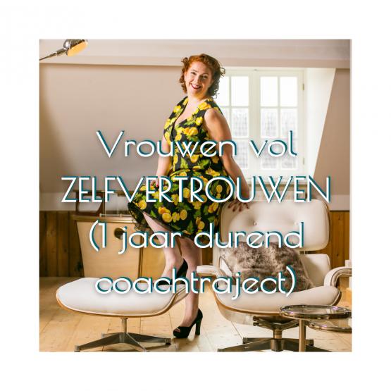 Pure PowerVrouwen - coachtraject Vrouwen vol Zelfvertrouwen